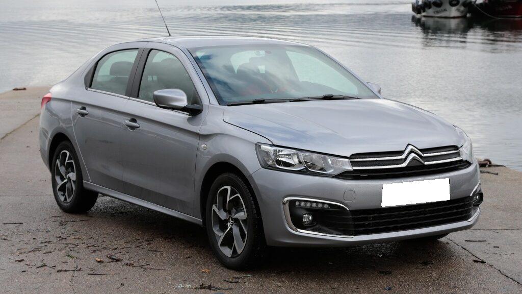 Citroën Elysée